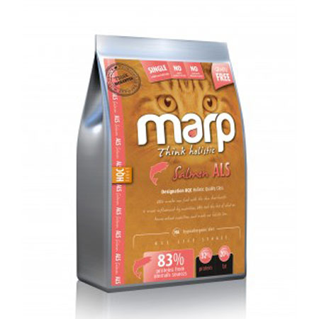 Marp Holistic - Salmon CAT 50g - VZOREK