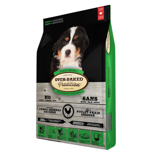 Oven-Baked Tradition Puppy Large Breed 100g - VZOREK