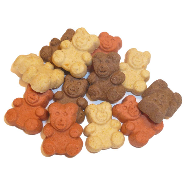 MINI TEDDY BEARS MIX - mini medvídci 150 g