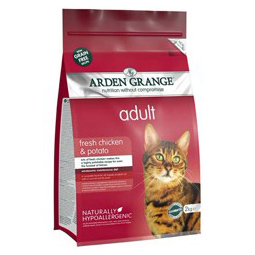 Arden Grange Cat Adult Chicken&Potato 2kg