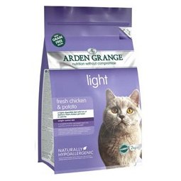 Arden Grange Cat Light Chicken&Potato 4kg