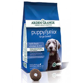 Arden Grange Puppy/Junior Large Breed 12 kg