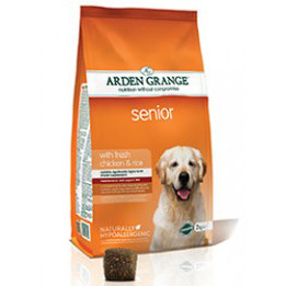 Arden Grange Dog Senior 6 kg