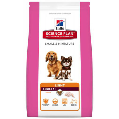 Hill's Canine Adult Small & Miniature Light 1,4 kg