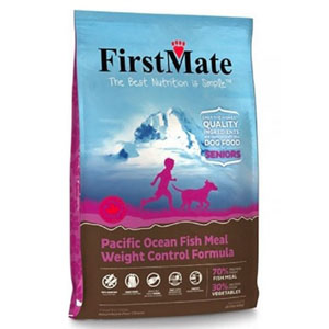 FirstMate Dog Pacific Ocean Fish Senior 2,3kg