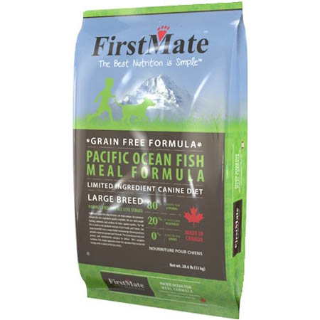 FirstMate Dog Pacific Ocean Fish Large 13kg
