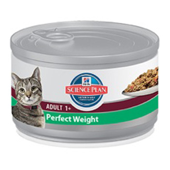 Hill's Feline konz. Adult Perfect Weight 85g