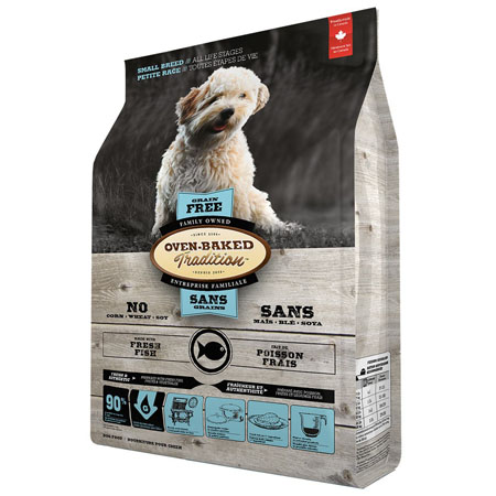 Oven-Baked Tradition Fish Grain Free Small 2,27kg
