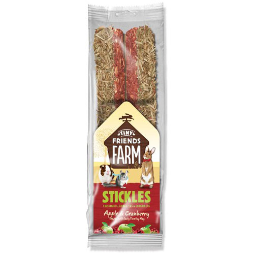 Supreme Stick Apple,Cranberry - tyč býložravec 2 ks, 100 g
