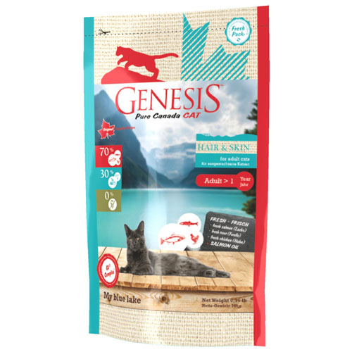 Genesis Pure Canada My Blue Lake Hair, Skin Cat 2,26 kg