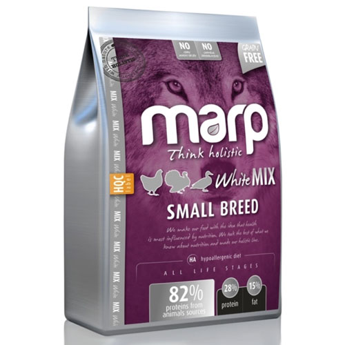 Marp Holistic - White Mix Small Breed 50g - VZOREK