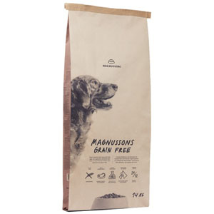 MAGNUSSON Meat&Biscuit ADULT GRAIN FREE 14kg