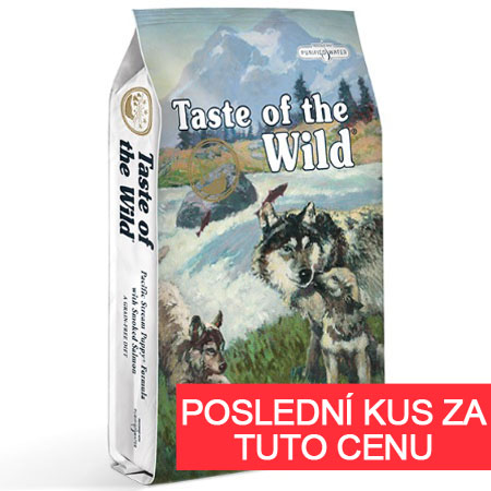 Taste of the Wild Pacific Stream Puppy 2kg - EXPIRACE 9/2017