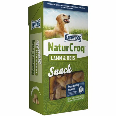 Happy Dog NaturSnack Lamm&Reis 350 g
