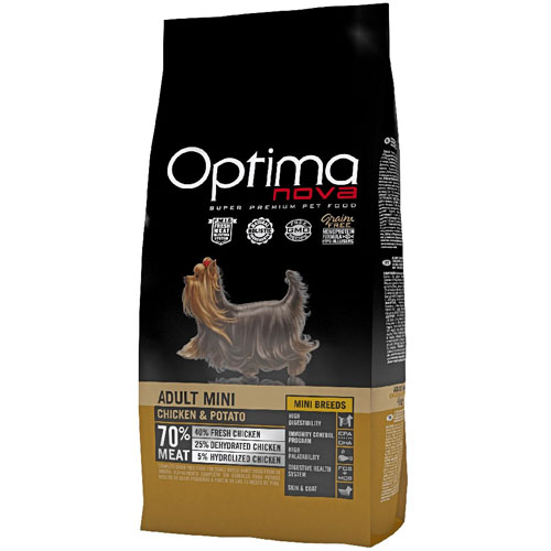 OPTIMAnova Dog ADULT MINI GF Chicken 8kg