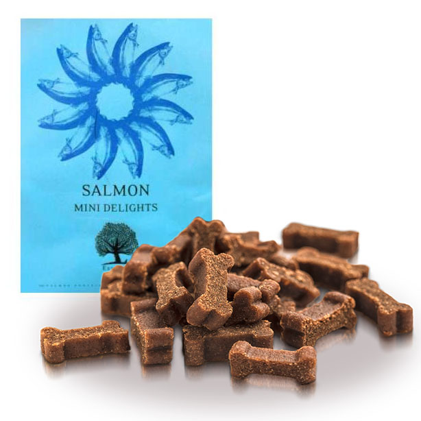 ESSENTIAL FOODS Salmon Mini Delights 100g