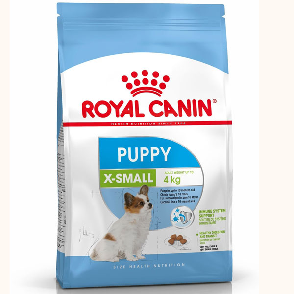 Royal Canin X-Small Puppy 1,5 kg