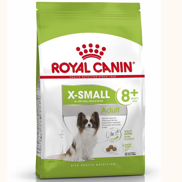 Royal Canin X-Small MATURE +8 500 g