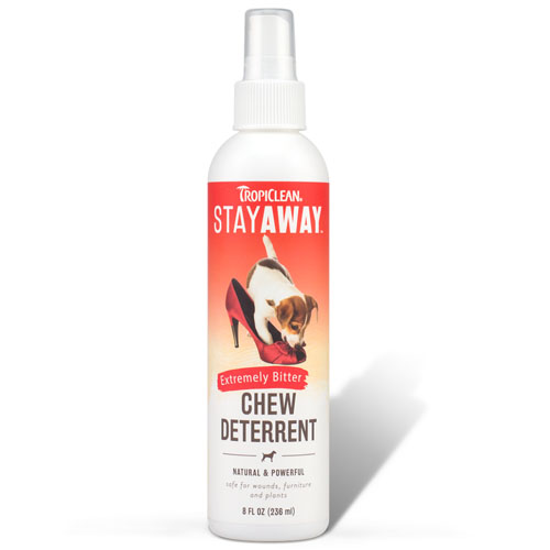 TropiClean Stay Away sprej proti okusování 236ml