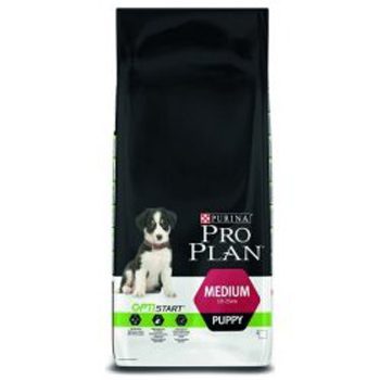 ProPlan Dog Puppy Medium Optistart 12kg