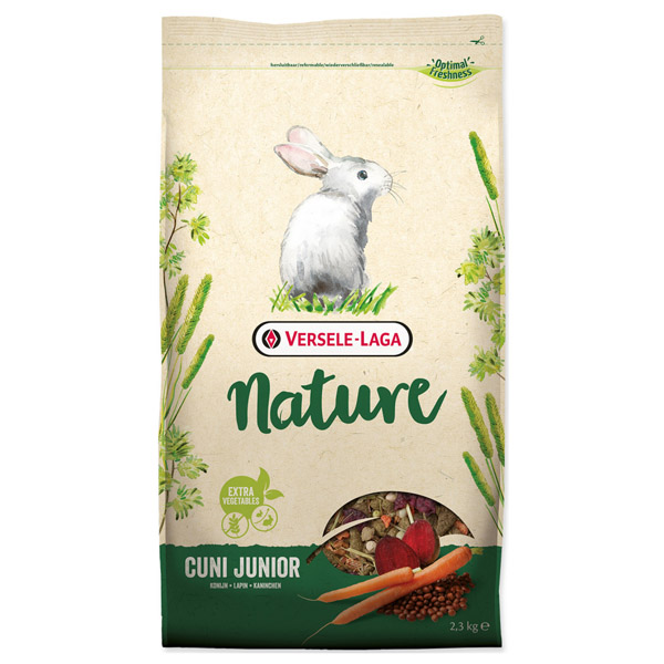 Versele Laga Cuni Junior Nature 2,3kg