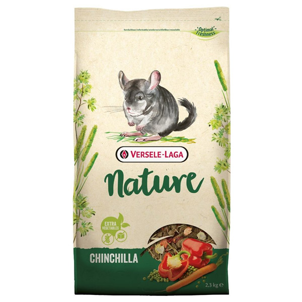 Versele Laga Chinchilla Nature 2,3 kg