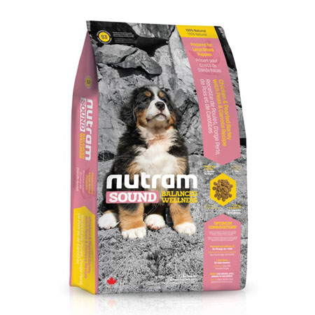 Nutram S3 Sound Puppy Large Breed 13,6kg