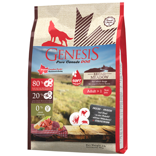 Genesis Pure Canada Broad Meadow Adult SOFT 2,268 kg