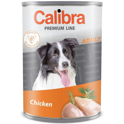 Calibra Dog Premium Adult kuře 800 g
