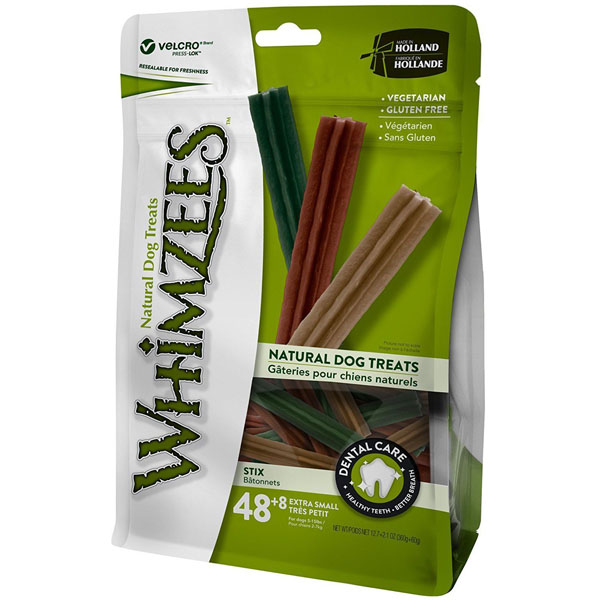 WHIMZEES Dental Stix X-Small 8cm/7,5g/56ks