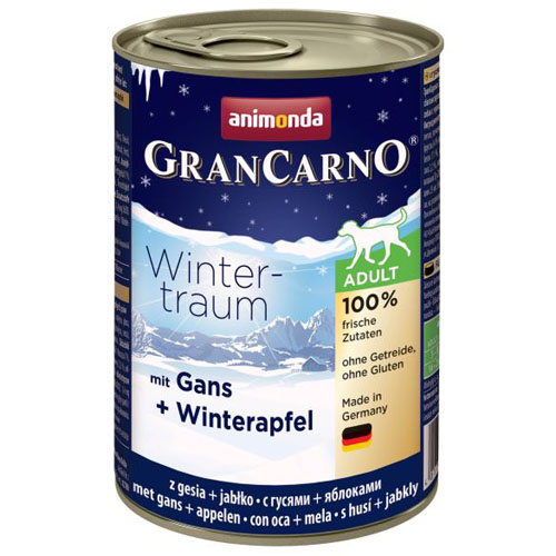 GRANCARNO Adult WINTERDREAM - husa 400g