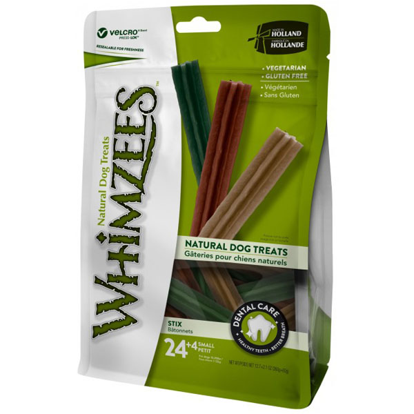WHIMZEES Dental Stix Small 12cm/15g/28ks
