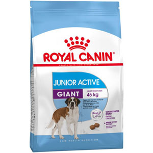 Royal Canin GIANT Junior Active 15 kg