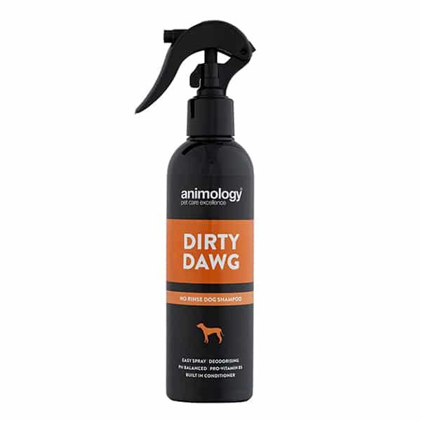 ANIMOLOGY Dirty Dawg bezoplachový šampon 250ml