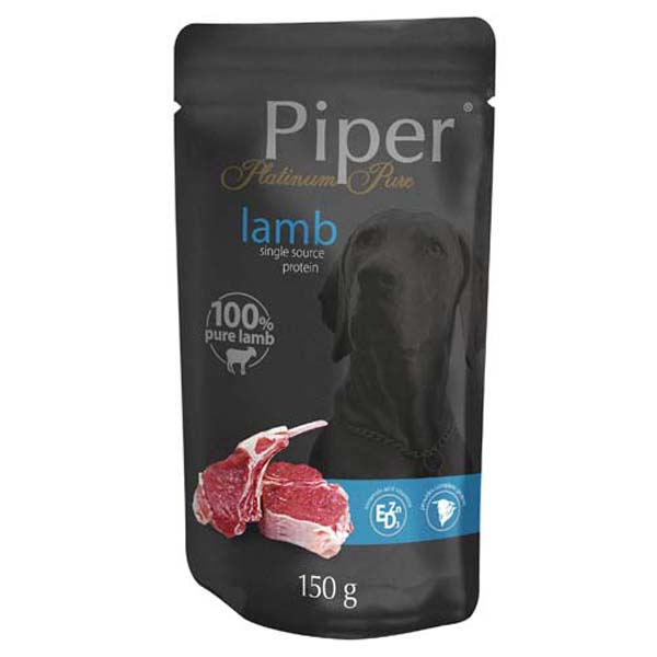 PIPER PLATINUM PURE Lamb 150g