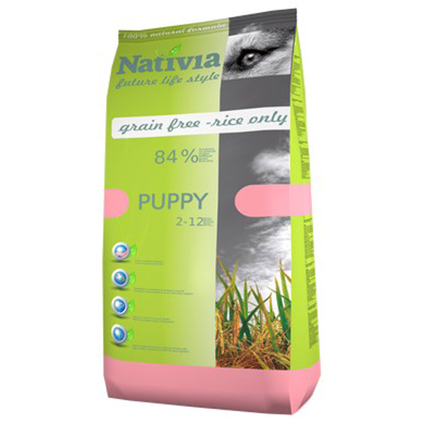 Nativia Dog Puppy 3kg