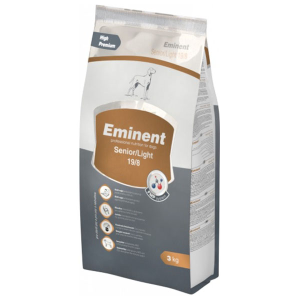 Eminent Dog Senior & Light 3kg