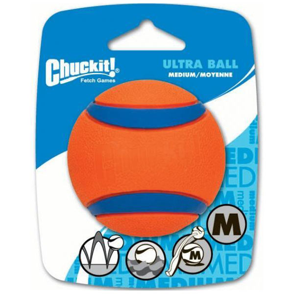 Chuckit! Míček Ultra Ball Medium 6,5cm