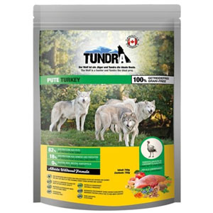 Tundra Dog Turkey Alberta Wildwood Formula 750 g