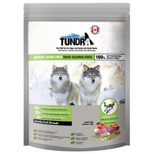 Tundra Dog Deer, Duck, Salmon Grizzly 750 g