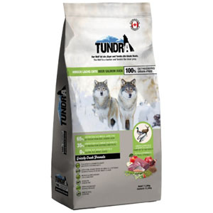 Tundra Dog Deer, Duck, Salmon Grizzly 11,34 kg