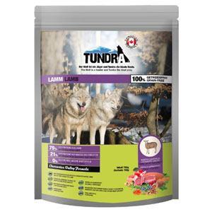 Tundra Dog Lamb Clearwater Valle Formula 750 g