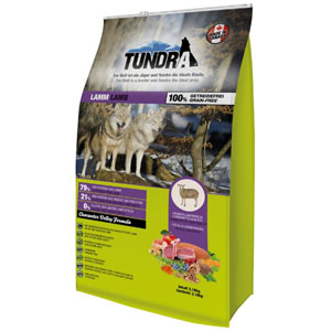 Tundra Dog Lamb Clearwater Valle Formula 3,18 kg