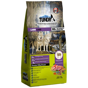 Tundra Dog Lamb Clearwater Valle Formula 11,34 kg