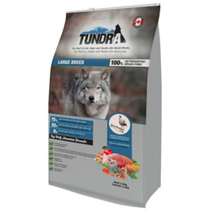 Tundra Dog Large Breed Big Wolf Moutain Formula 3,18 kg