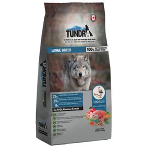 Tundra Dog Large Breed Big Wolf Moutain Formula 11,34 kg