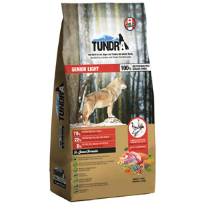 Tundra Dog Senior/Light St. James Formula 11,4 kg
