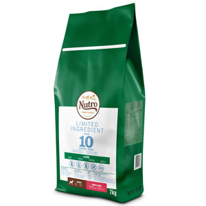 NUTRO Dog Limited Ingredient Adult Small Lamb 7kg