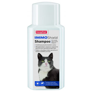BEAPHAR šampon Immo Shield Cat 200ml