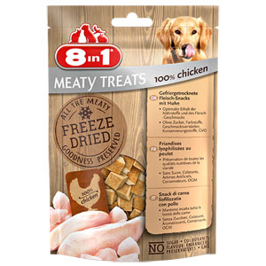 Pochoutka 8in1 Freeze Dried Chicken 50g
